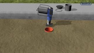 Колодцы Люки RUS(Колодцы 315 и 425 мм в диаметре являются самыми простыми и бюджетными, но при этом надёжными дождеприёмными..., 2015-04-08T09:22:52.000Z)