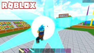 EPIC COMBATES IN THE TORNEO!!! ROBLOX DRAGON BALL Z FINAL STAND