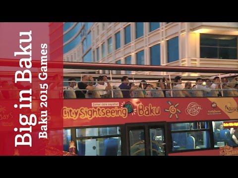 The big bus trip around Baku | Big In Baku