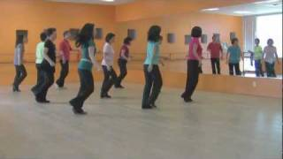 Say Hey Samba - Line Dance (Dance & Teach in English & 中文)