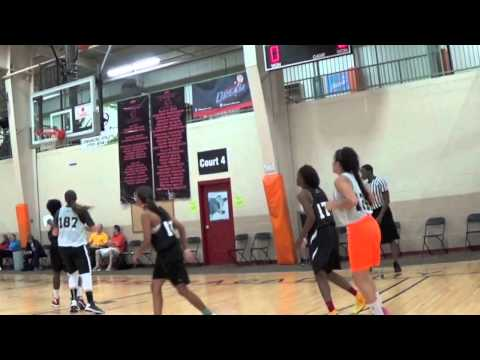 2014 EBA All American with COMMENTARY Sept 29 - Celina King - Hope College Womens Basketball commit