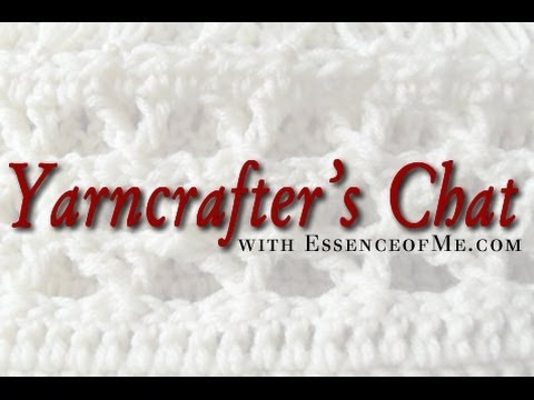 Yarncrafter's Chat #20: Book Lover with Yarn