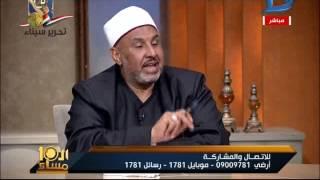 العاشرة مساء  سيدة خلعت الحجاب بعد 11 سنة : خلع الحجاب تقرب الى الله .. والشيخ يرد انتى مذنبة