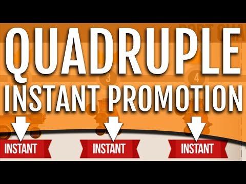 """QUADRUPLE INSTANT PROMOTION!"" | Crash Arena Turbo Stars: Best Car Strategy Tips (Gameplay)"