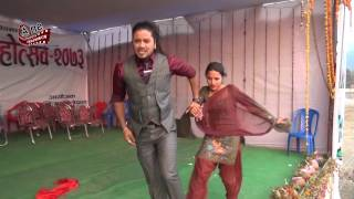 Live Stage PERFORMANCE By Puskal Sharma & Mamata    Aone Television    DANG