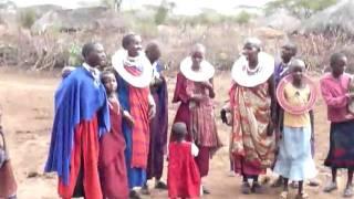 bez nazvu (maasai villagetanzania)
