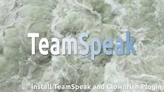 How to Install TeamSpeak and Clownfish Plugin on Ubuntu 18.10
