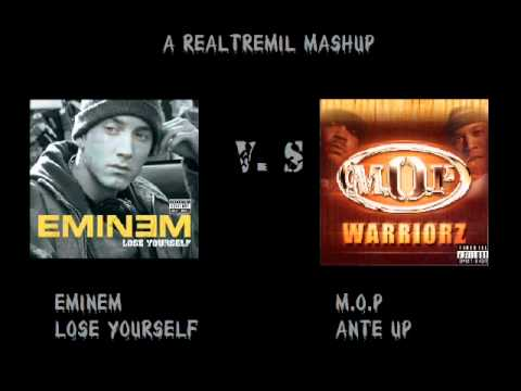 download Lose Yourself V.S Ante Up (Realtremil Mashup)