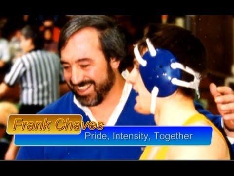2013 National Wrestling Hall of Fame: Frank Chaves