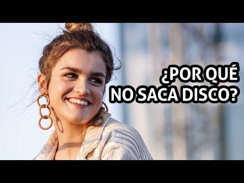 EL VERDADERO MOTIVO por el que AMAIA ROMERO (0T 2017) no saca disco