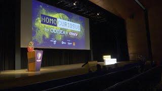"""Bilbao acoge la primera jornada de divulgación científica """"Homus Curiosus"""""""