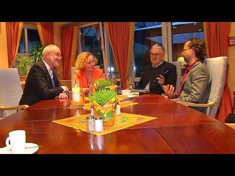 Im Conrad-Hotel de Ville mit Thomas Schmelzer