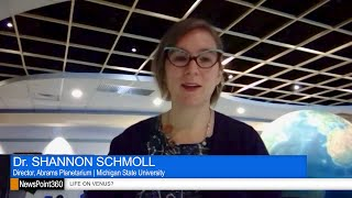 Dr. Shannon Schmoll on Possible Life on Venus