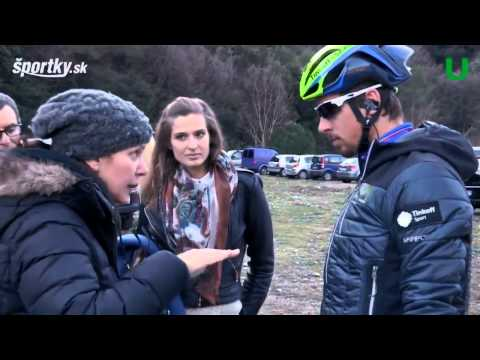 Peter Sagan - Behind the Scenes Slovak Telecom (T-Mobile) commercial