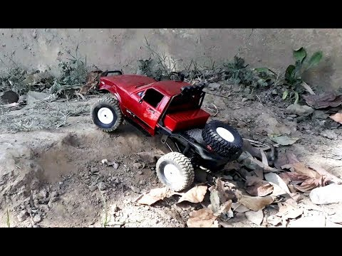 WPL C 14 OFF ROAD TRUCK REVIEW