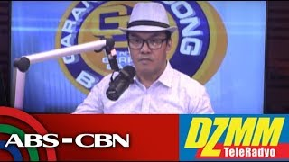 DZMM TeleRadyo: Comelec chief denies corruption claims, accuses wife of extortion