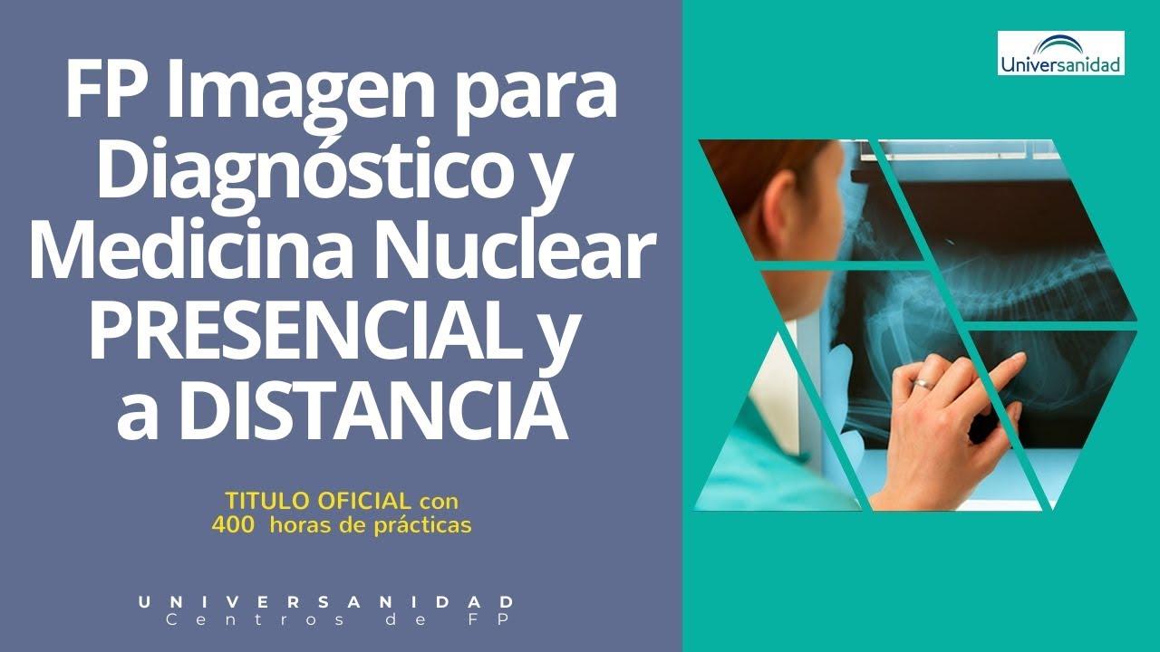 Ciclo Fp De Grado Superior De Imagen Para El Diagnóstico A