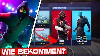 HOW TO GET THE IKONIK SKIN? | Enable /redeem Fortnite Ikonik Skin tutorial