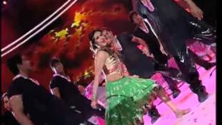 Ranjini Haridas dancing for the first time. What a Rocking Show!! - Vanitha Film Awards 2013