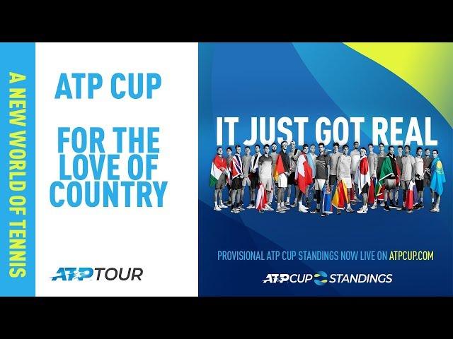 Atp Cup Spielplan