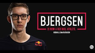 Bjergsen becomes a Red Bull athlete!