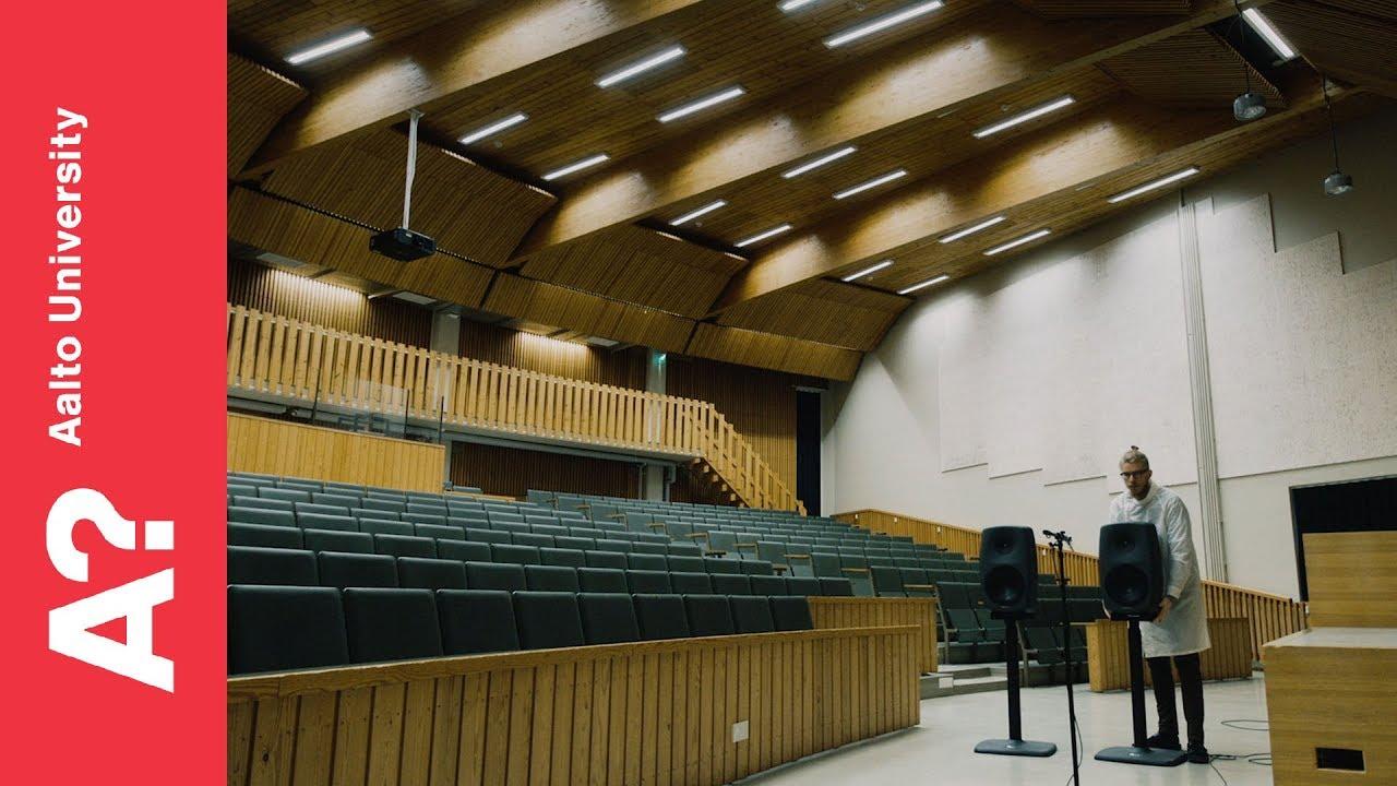 Making good loudspeakers better – Aalto acoustics lab