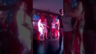 Susan Dancing, Globales Palmanova Hotel, Majorca, October 2016 Part 1