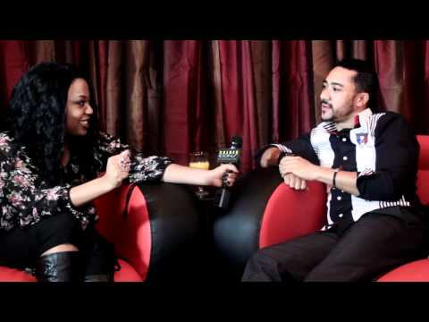 Majid Michel - My Wife's body is better than Halle Barrys' - Golden Icons Exclusive Interview