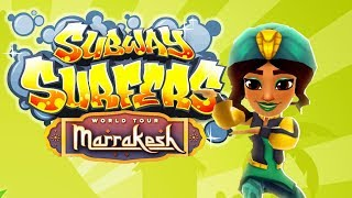 Subway Surfers World Tour #14 (Marrakesh) | Android Gameplay | Friction Games