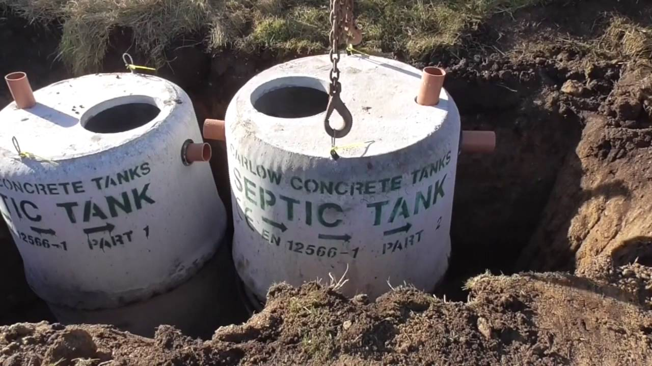 Septic Tanks Ireland | Septic Tank Maintenance | Carlow Tanks