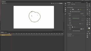 Kare animasyon Adobe Animate CC   Çerçeve öğretici