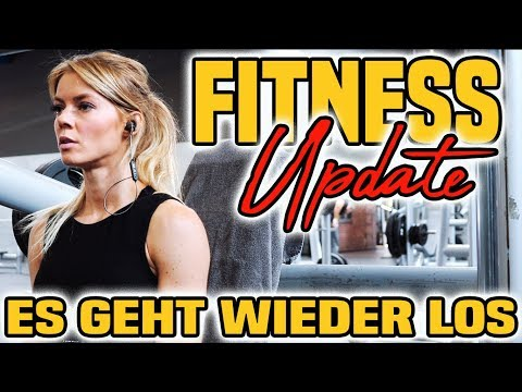 FITNESS Update Ziele | Training | Ernhrung |  Wettkampf | Supplements | Q&A VLOG aus Kln