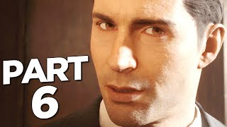 MAFIA DEFINITIVE EDITION Walkthrough Gameplay Part 6 - ESCAPE (FULL GAME)