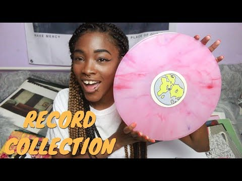 ✧ My Vinyl Record Collection! | 2018 ✧ Mp3