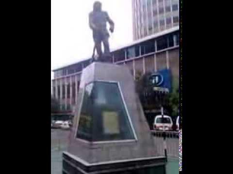 DEDAN KIMATHI THE MAU MAU FREEDOM FIGHTER. He was a rasta