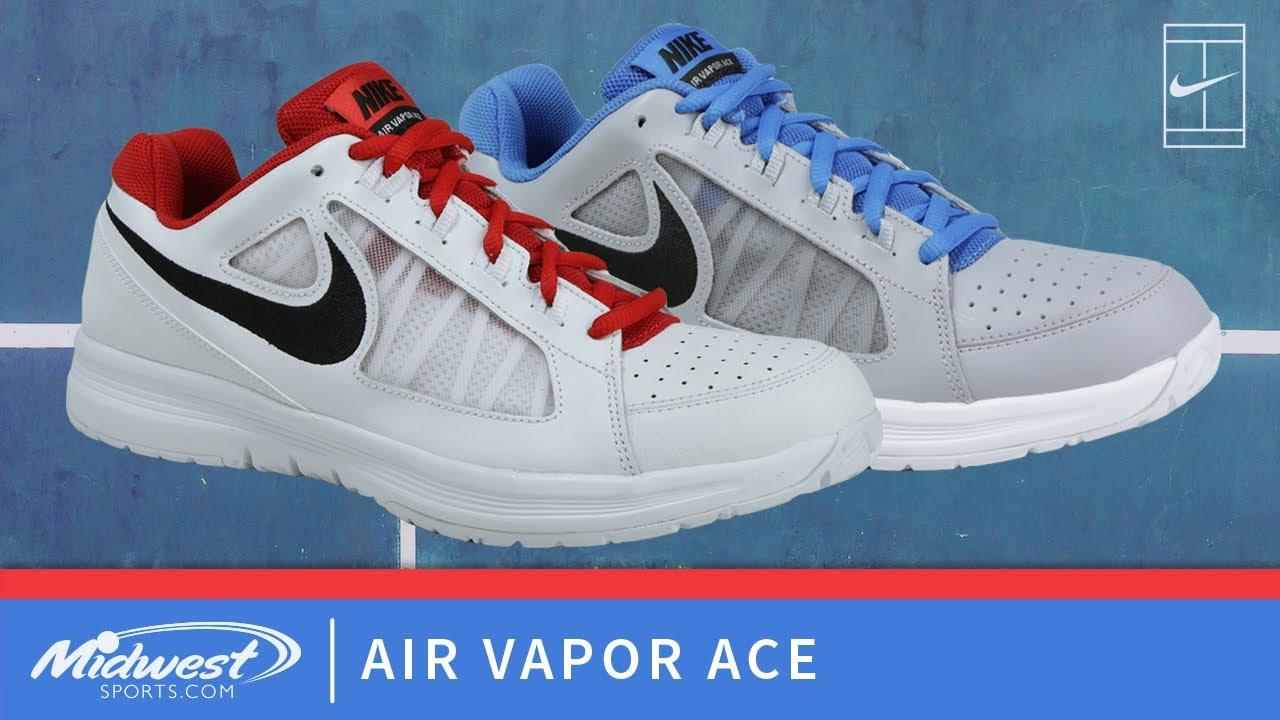 6cdb839b320d73 Nike Air Vapor Ace - YouTube