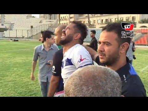 المصري اليوم:بكاء وانهيارلاعبى الترسانة عقب الهزيمة وفشلهم في الصعود للمتاز
