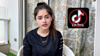 Jannat Zubair's Reaction On Tik Tok Getting Banned In India | Must Watch