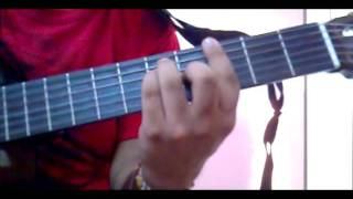 learn PHIR MOHABBAT on guitar
