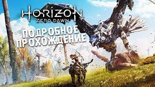 Horizon: Zero Dawn • #30 • Они ловят моего жирафика!