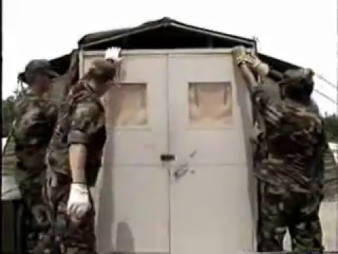 The Temper Tent Air Force Civil Engineering Video 612617