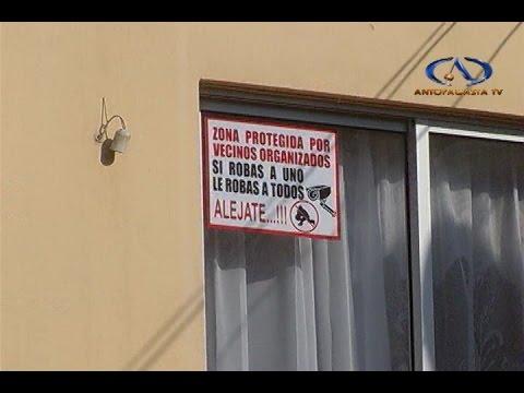 Denuncian asaltos en Sierra Nevada