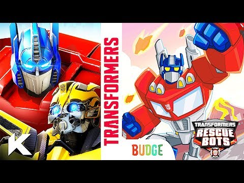 TRANSFORMERS: Forged To Fight + Transformers Rescue Bots: Disaster Dash | Eftsei Gaming