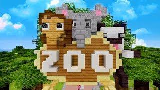 MINECRAFT: Wycieczka do ZOO!