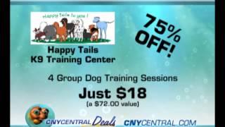 Happy Tails K9 Training Center