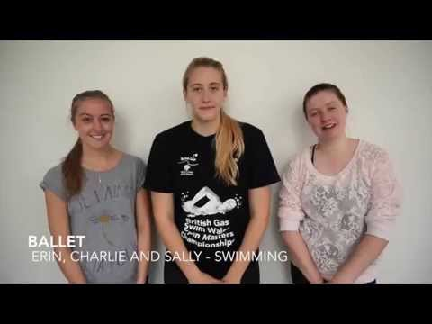 Swansea University Dance Society Strictly Come Dancing (Full Video)