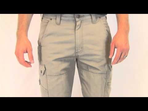 Carhartt Cotton Ripstop Pant B342