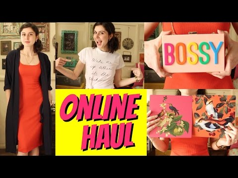 Try On Online Shopping Haul || Asos, Jabong & More!!!