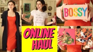 Try On Online Shopping Haul  b57231dd12500
