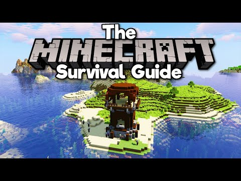 Pillager Raid Farm, Pt.1! ▫ The Minecraft Survival Guide (Tutorial Let's Play) [Part 238]